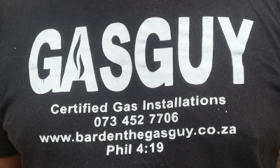 Certified |Gas | Installation | Barden the Gas Guy