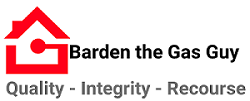 Barden the Gas Guy Logo
